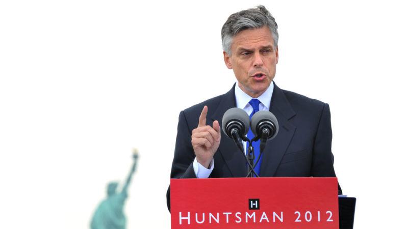 jon huntsmans presidential campaign essay