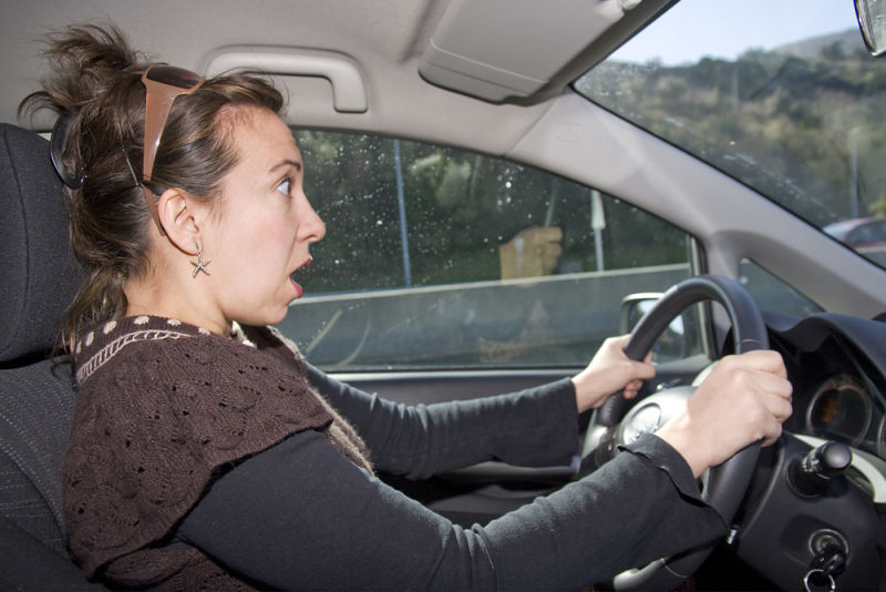 Women: Bad Drivers, Good Investors