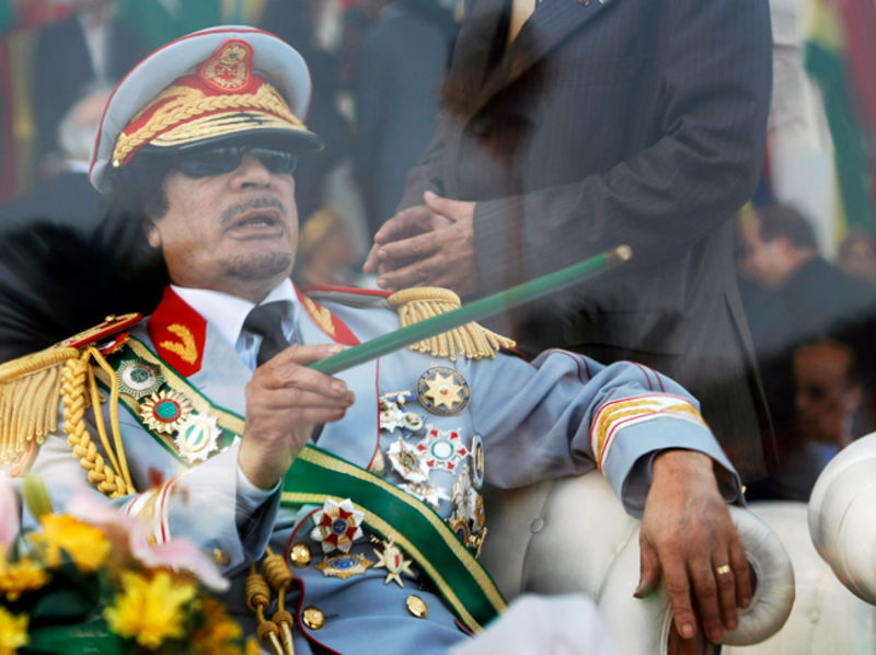 an opinion that muammar al qaddafi was a very dangerous man And other stories by muammar qaddafi ~ muammar al gaddafi ~ this dangerous dream and i found qaddafi's direct passion very moving.