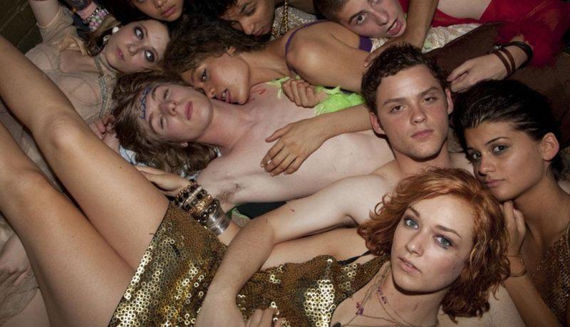Групповой секс вечеринки на дому
