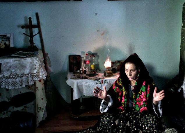 Bratara witch