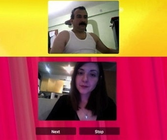 Chat roulette adults