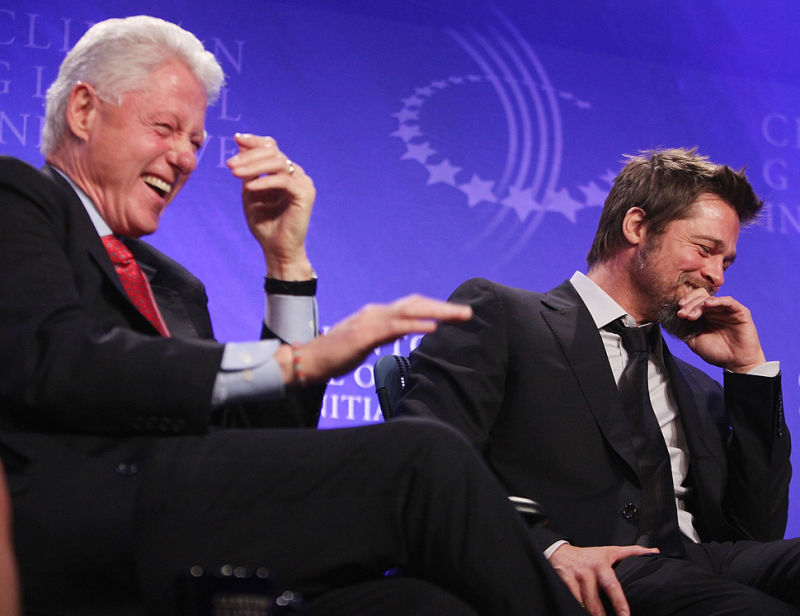 Every Celebrity Will Be at Bill Clinton's Birthday Party