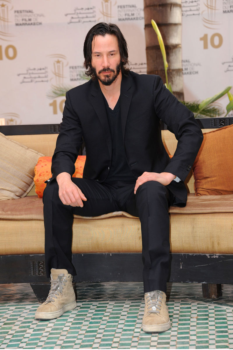 keanureeves � gawker