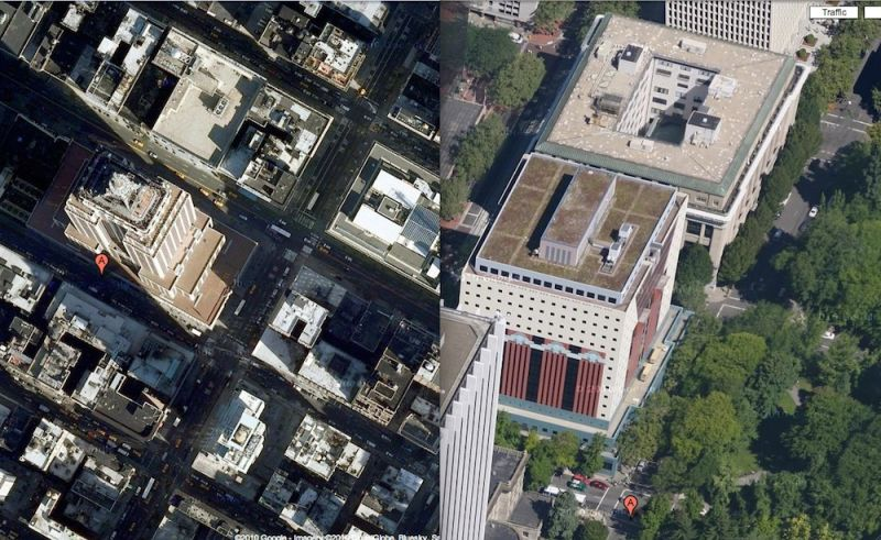 No These New HighRes Google Maps Were Not Taken By Drones - Drone maps google