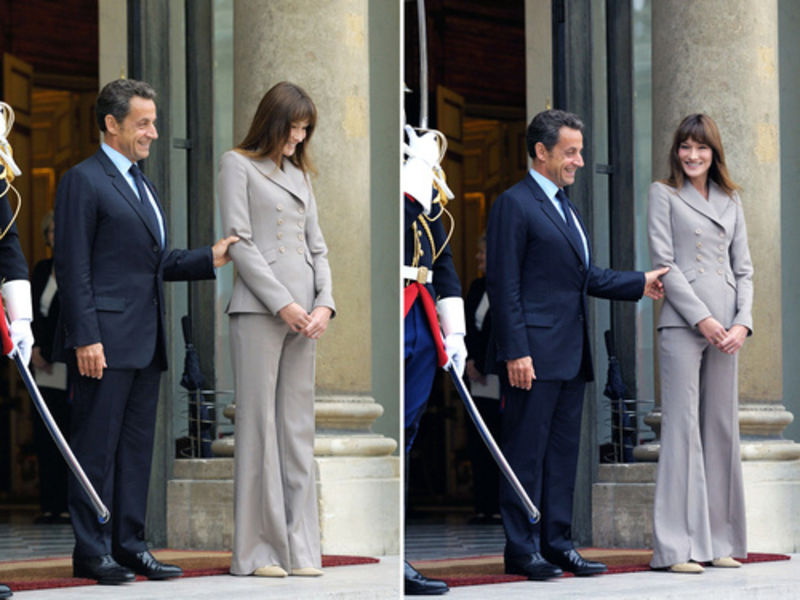 This made nicholas sarkozy wife nude cutie and little