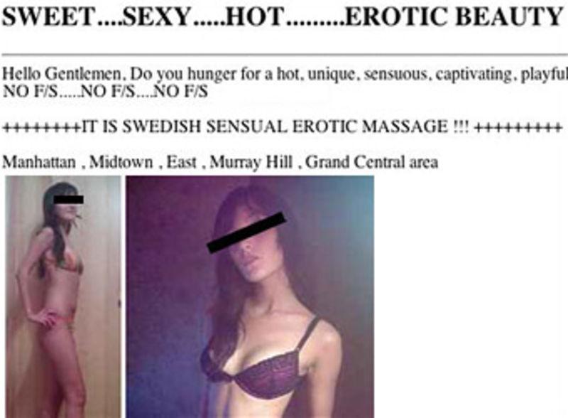 reviews services Craigslist erotic