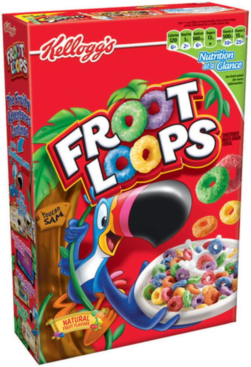 Froot Loops Slogan