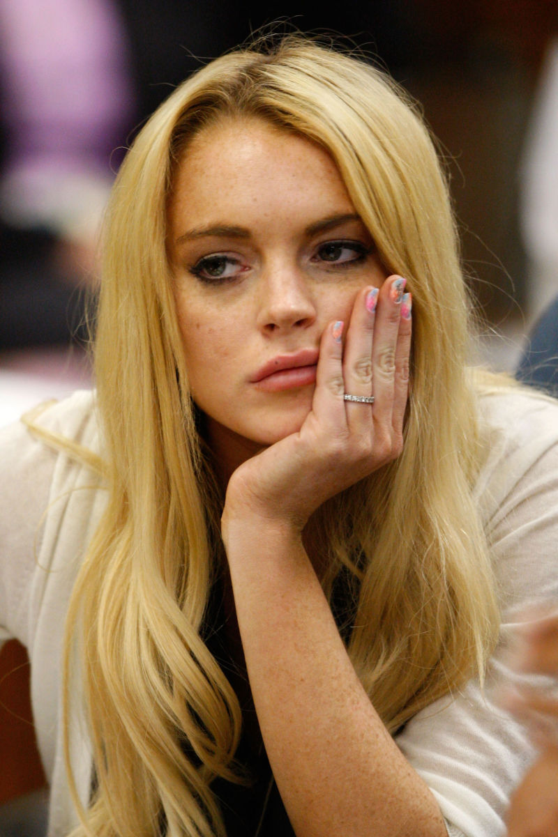 lindsay lohan - photo #45