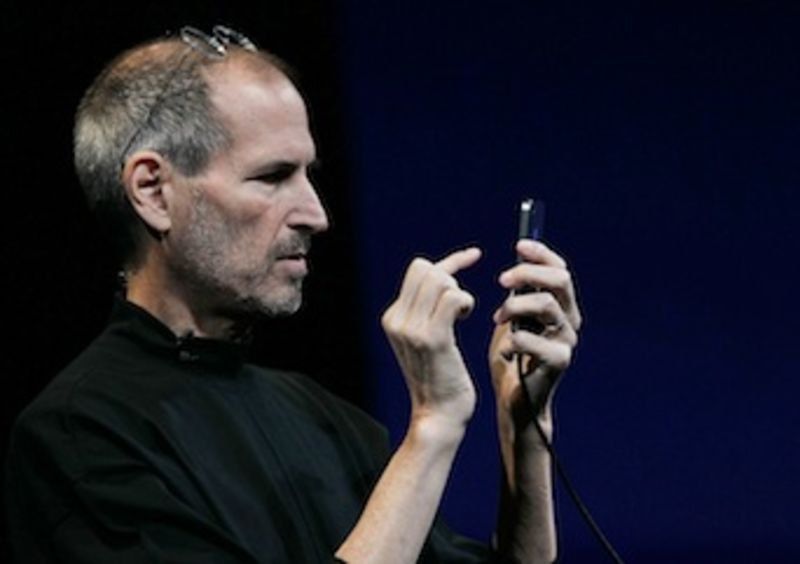 Steve Jobs To Furious Customer You Are Getting Worked Up Over Rumors
