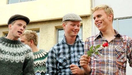 Gay Iceland Richard Ammon