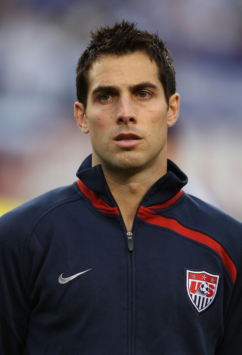 Hot american soccer players