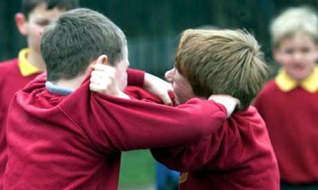Resultado de imagen para kids fighting