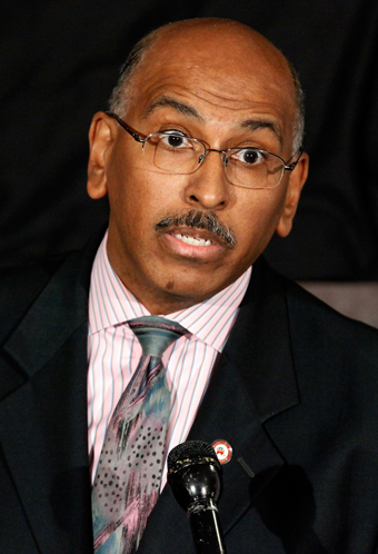 Michael steele bondage