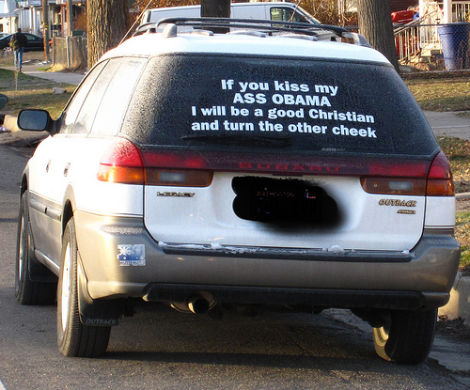 Funny New York Bumper Stickers