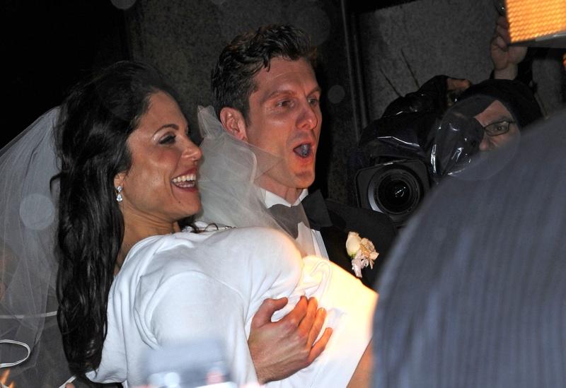 We (Kinda) Went to Bethenny Frankel\'s Wedding Yesterday