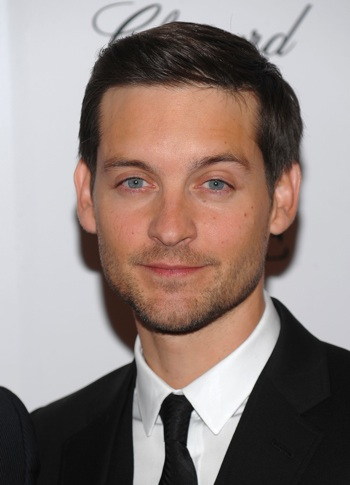 Tobey Maguire's Golden Globe Nomination: Bought with DVD ...