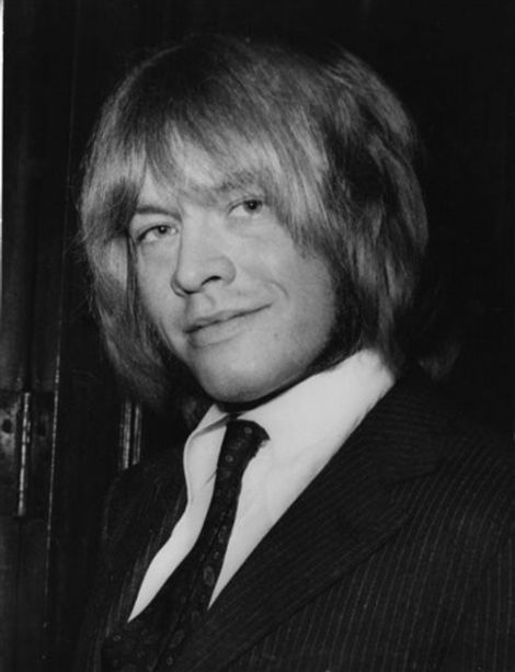 Brian Jones Death Photos