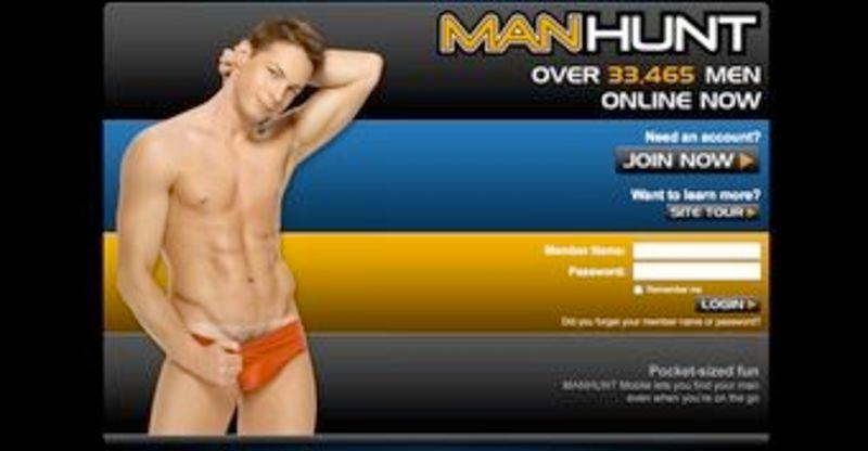 Manhunt.com gay dating