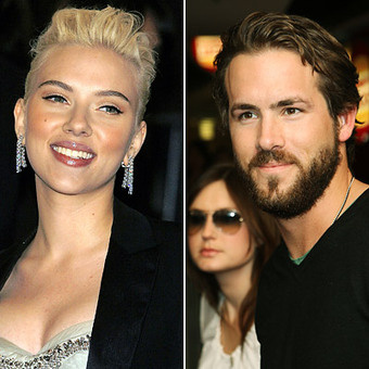 Scarlett Johansson And Ryan Reynolds Are Struggling Men Turning Against Megan Fox Bar Refaeli Is Boning A Brazilian Playboy Named Ricardo