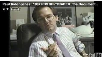 In PBS released a documentary called 'Trader' featuring legendary hedge fund manager Paul Tudor Jones and his firm Tudor Investments. But the film was never given a chance to catch on.