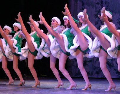 story saying that jim dolan whose cablevision runs radio city music hall is considering shutting down the long running christmas variety spectacular - How Long Is The Radio City Christmas Show