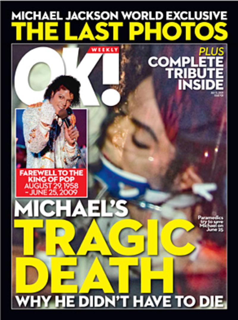 michael jacksons death u2014 gawker