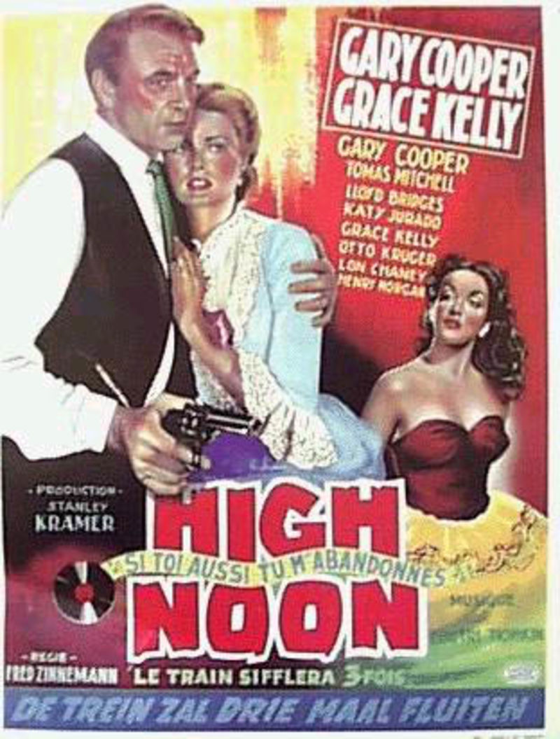 high noon analysis essay Study guide - high noon (1952) director: fred zinnerman stars:  (the writer) saw high noon as an allegory about his own persecution during the mccarthy era 1.