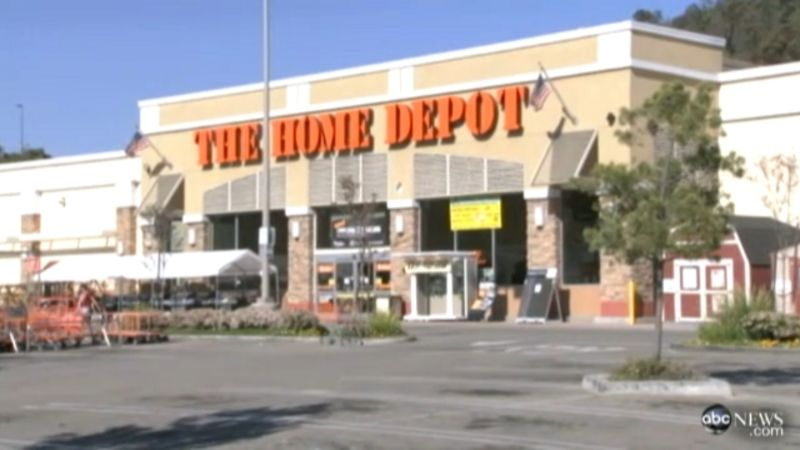 Home Depot Customers Watch In Horror As Man Attempts To Saw Off His Own Arms