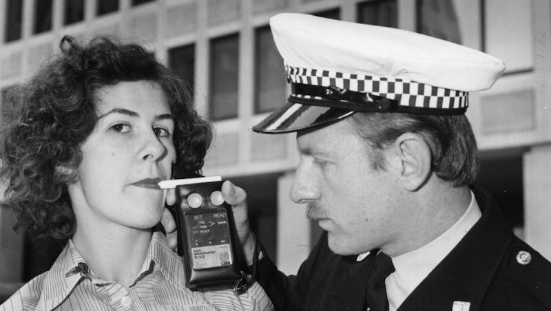 Scientists Can Now Breathalyze You For Drugs