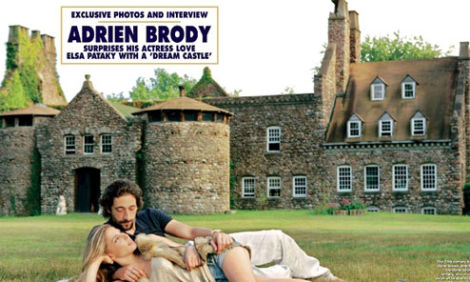 New, Oversharing Adrie... Adrien Brody Home