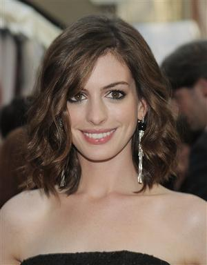 Anne Hathaway Loves Anal Sex