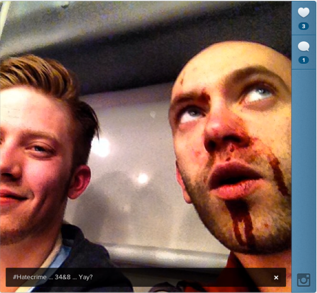 Gay Couple Violently Attacked by Knicks Fans in Broad Daylight