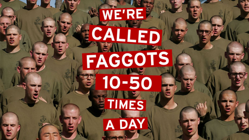 Gay boot camp stories