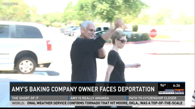 Restaurant Kitchen Nightmares infamous 'kitchen nightmares' restaurant owner facing deportation