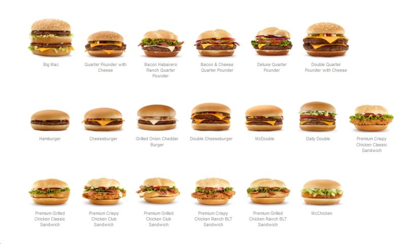 Thank God You Have No Idea How Many Calories Are in Your Fast Food