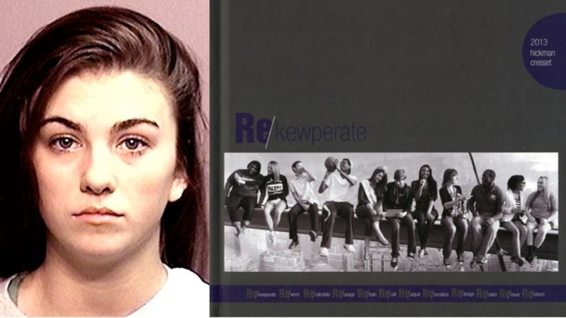 Teen Arrested For Changing Classmate's Name in Yearbook to 'Masturbate&#39