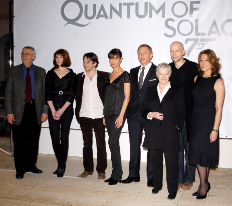Entire Bond Cast Turned Away From Roller Coaster Ride