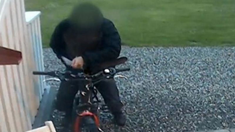 Swedish Police Searching for Bicycle Fucker Caught on Video