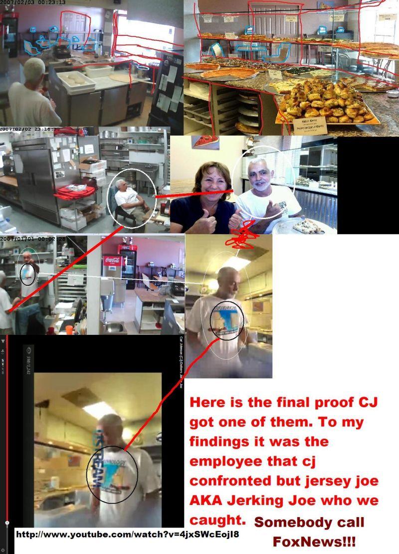Internet Spots Pizzeria Owner Jerking Off in Kitchen, Unleashes PR Hell
