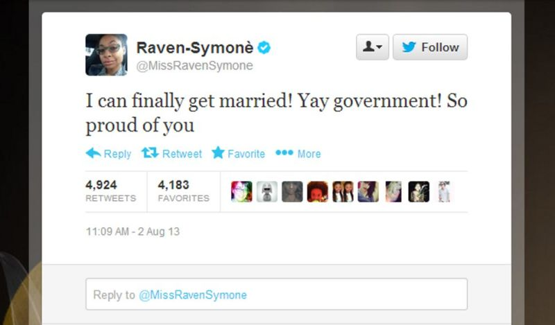 Raven-Symoné Officially Comes Out