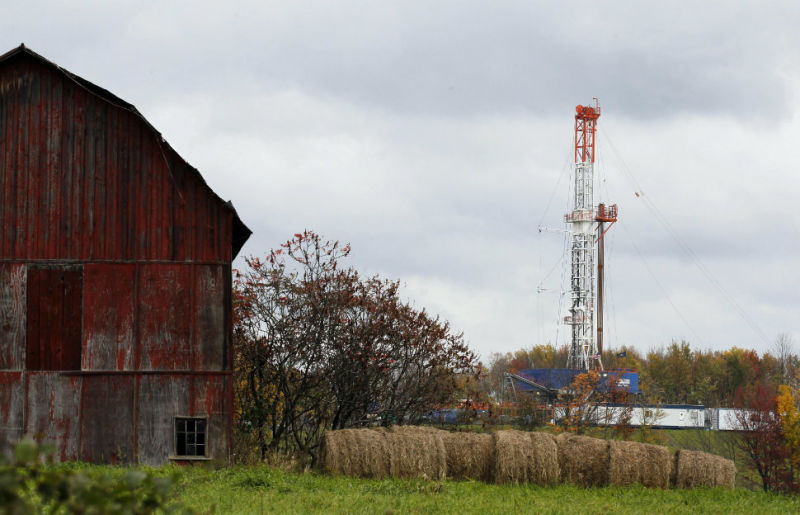 Two Children Given Lifelong Ban on Ever Talking About Fracking