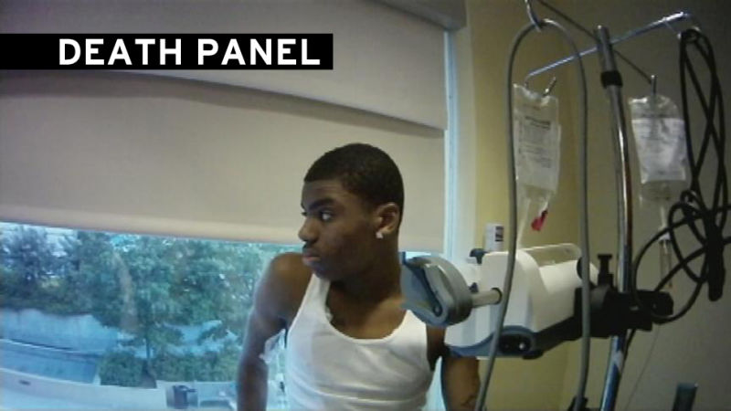 """Teen with Months to Live Denied Heart Over """"History of Non-Compliance&quot"""