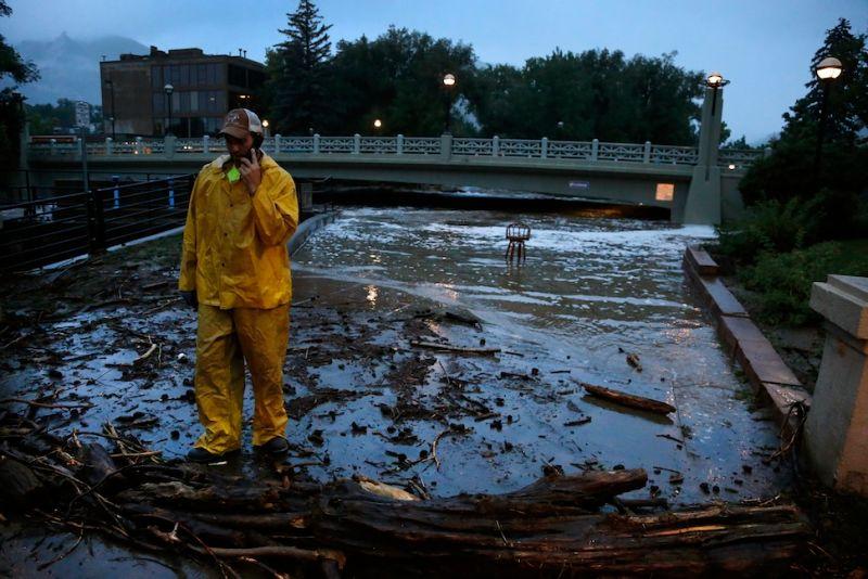 "Weather Service Prophet Warns Colorado of ""Biblical Rainfall&quot"