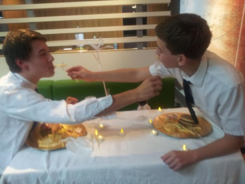 McDonald's Threatens to Kick Teens Out for Classing Up the Joint