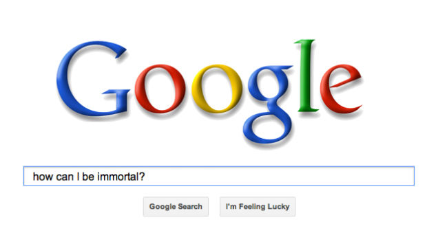 """Time Magazine Wonders If """"Google Can Solve Death&quot"""