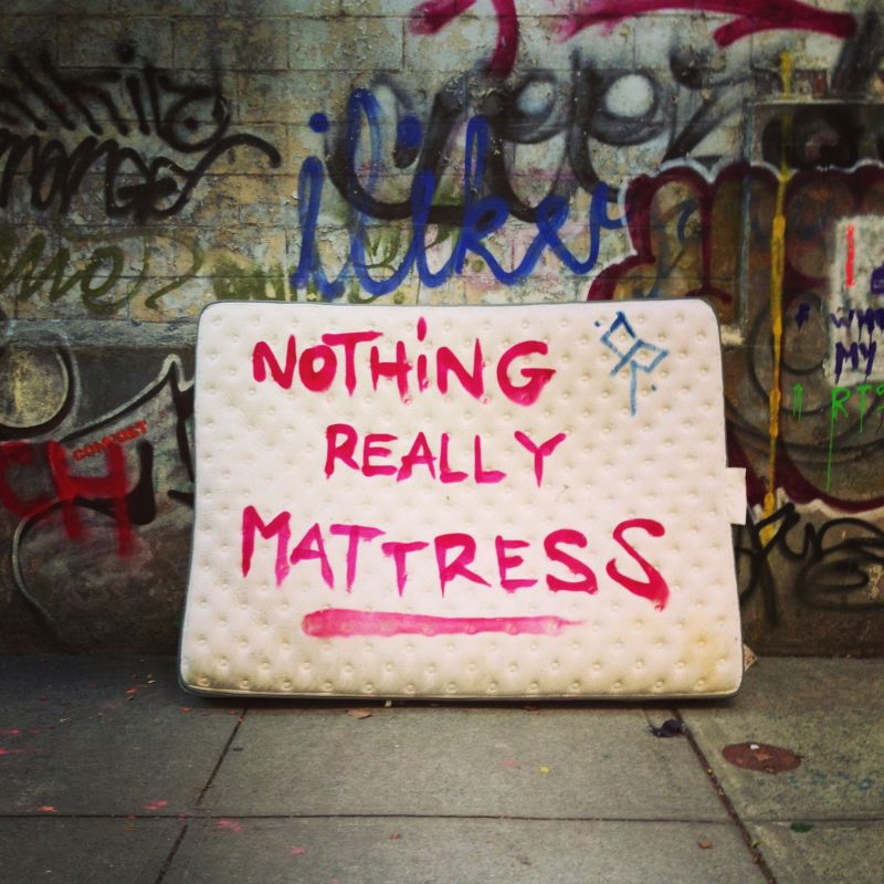 nothing really Lyrics to 'nothing really matters' by mr probz when she's ok / then i'm alright / when she's awake / i'm up all night / and nothing really matters / nothing really matters / i see her face / and in my mind.