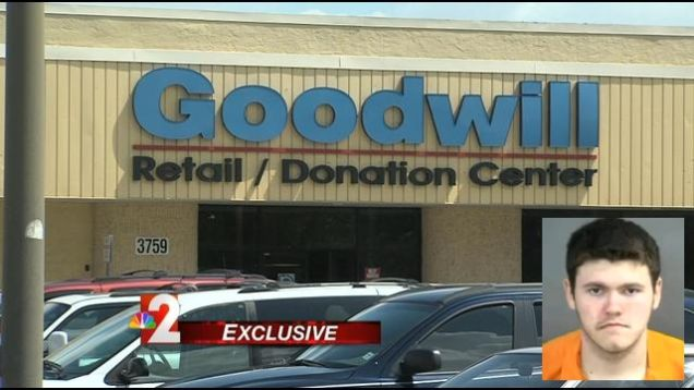 Goodwill Has Employee Arrested for Giving Discount to Poor People