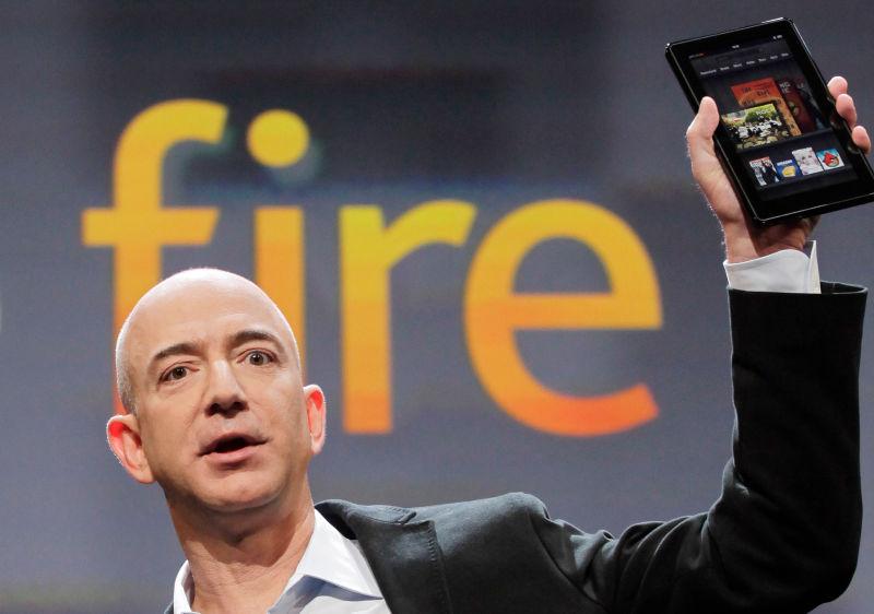 Jeff Bezos Is A Brilliant Cheap Prick