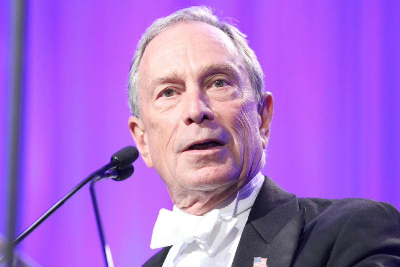 """Michael Bloomberg Thinks Lack of Affordable Housing Is a """"Good Sign&quot"""